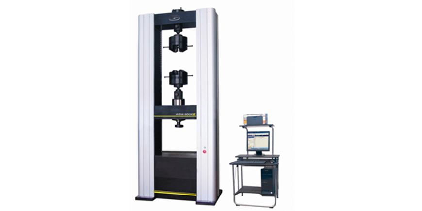 Ebema S.A. recibe nueva máquina de ensayos